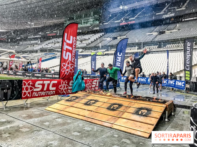 Spartan Race Paris Stade de France, les photos