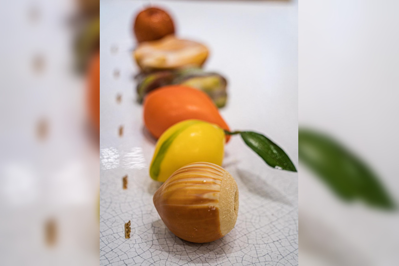 Cédric Grolet celebrates the Pâtisserie du Meurice's 3rd anniversary with a fruit-special