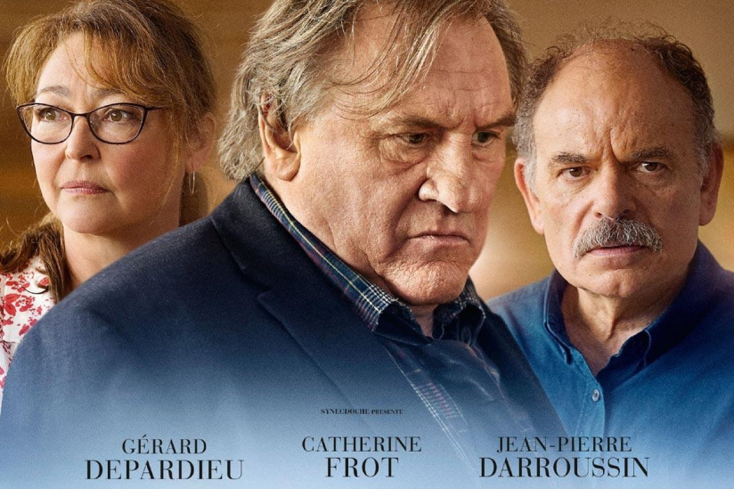 Des Hommes de Lucas Belvaux avec Gérard Depardieu : la bande-annonce