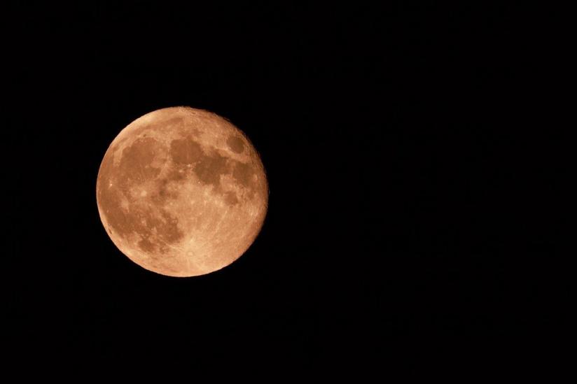 Super Lune Rose 2021 Pourquoi Elle Etait Difficile A Voir Dans Le Ciel Cette Nuit Sortiraparis Com