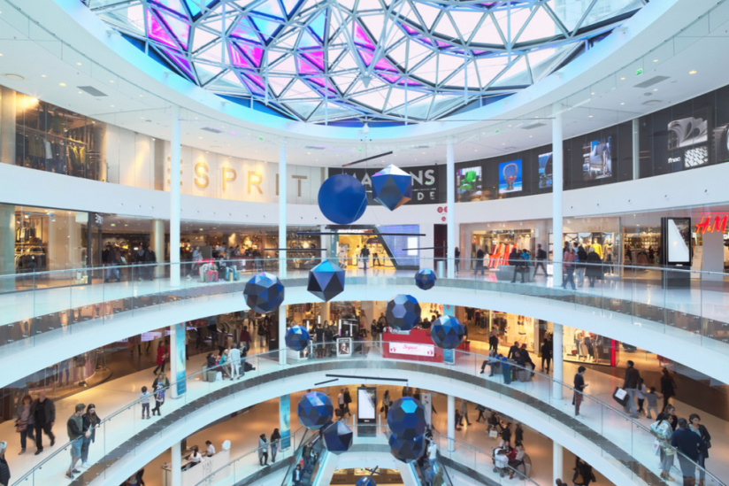 Le Centre Commercial Beaugrenelle Lance Son Black Friday Sortiraparis Com