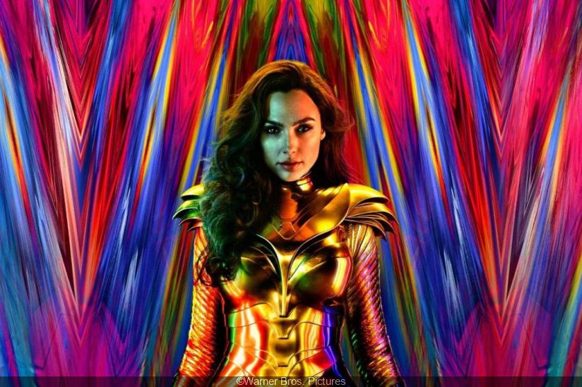 Wonder Woman 1984 ne sortira pas en salles mais directement en VOD et DVD -  Sortiraparis.com