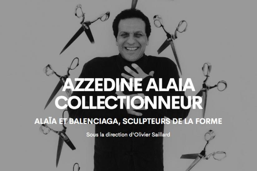 Exposition Balenciaga et Alaïa-galerie Azzedine Alaïa