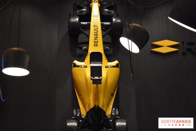 Renault Sport opens a Food Corner on