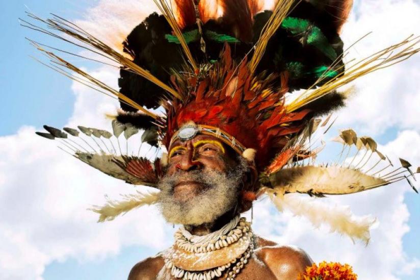 Exposition 'Wylda Bayrón et les esprits de Nouvelle Guinée' à la 193 Gallery