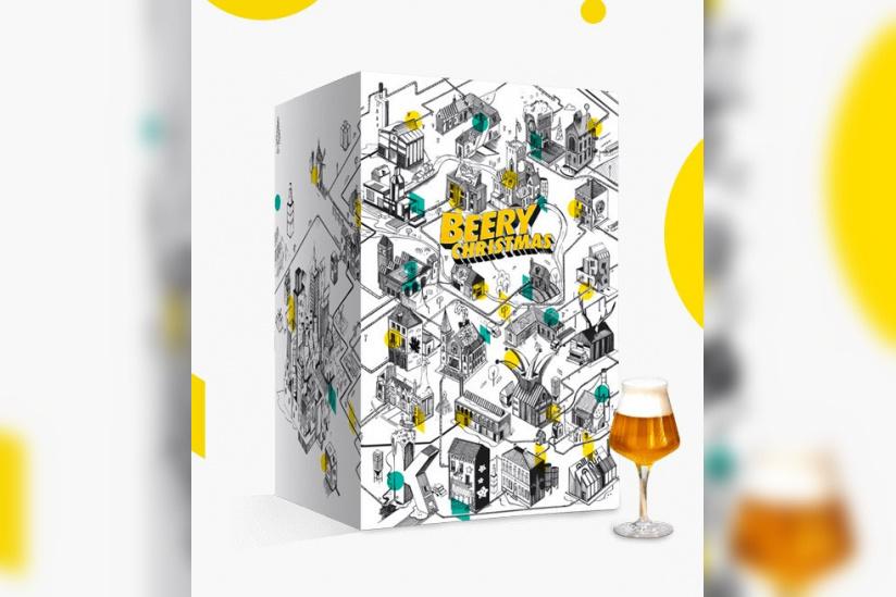 Calendrier de l'Avent 2020 de Saveur Bière   Sortiraparis.com