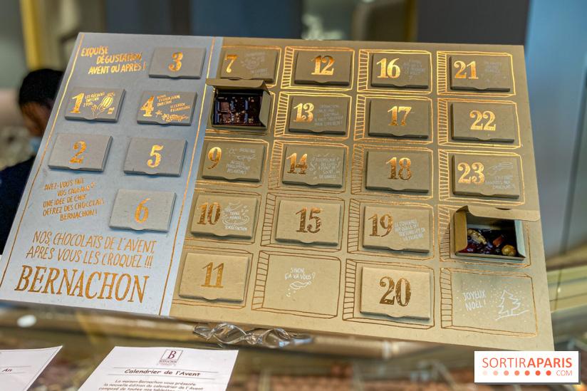 Advent Calendars 2020 for foodies   Sortiraparis.com