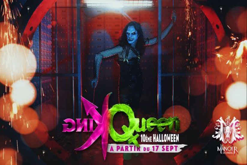 Halloween 2020 Paris Halloween 2020 at Le Manoir de Paris: King Queen   Sortiraparis.com
