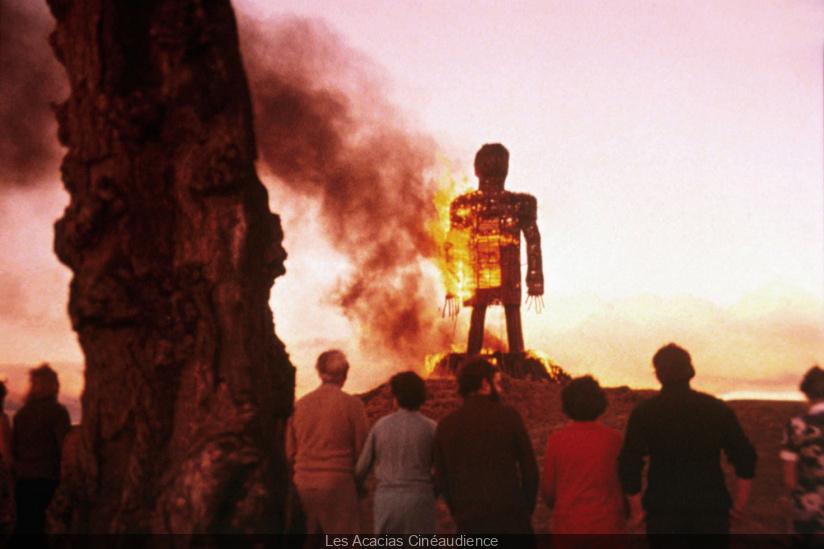 Cinéma : sortie de The Wicker Man en version restaurée final cut, notre critique - Sortiraparis.com