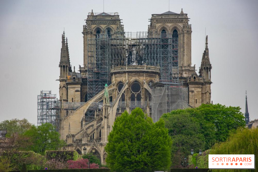 Good Friday Celebrated In Notre Dame De Paris In Very Restricted Committee Despite Confinement Sortiraparis Com