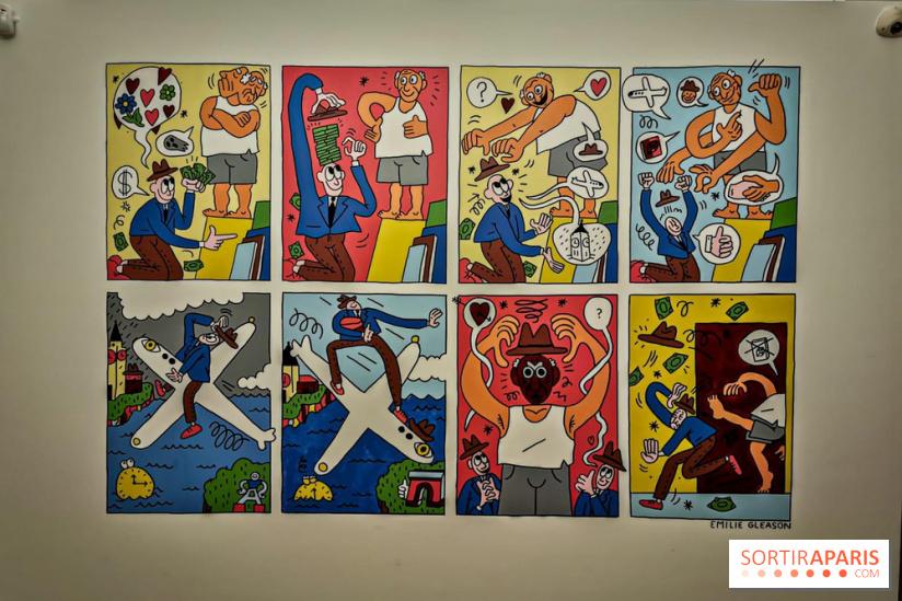 Picasso et la bande dessinée, l'expo au Musée Picasso-Paris