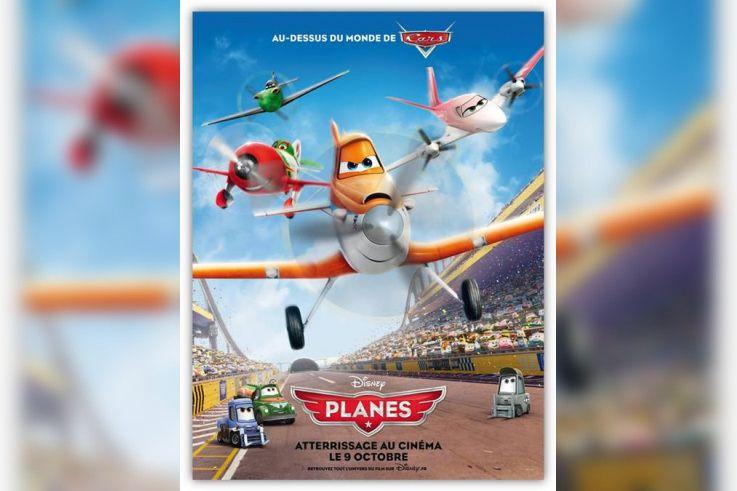 Avant Premiere De Planes A Paris Jeu Concours Sortiraparis Com