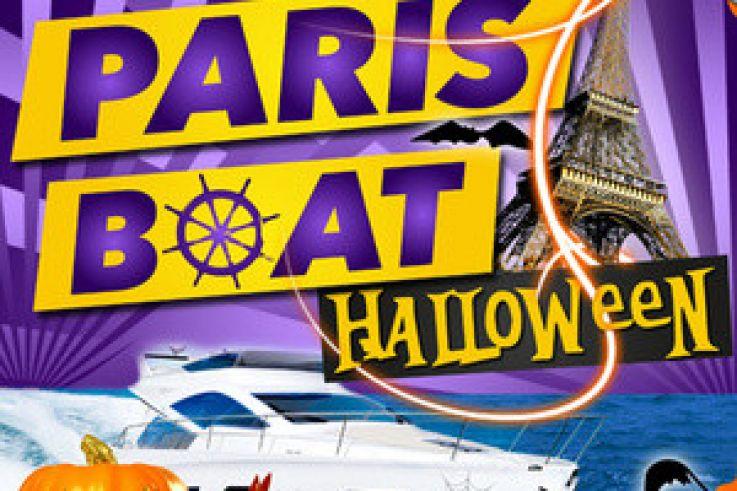 Fete Halloween Paris.Halloween Paris Boat Big Party 2017 At The Nix Nox Sortiraparis Com