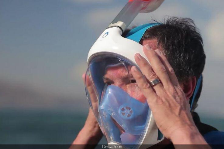 Coronavirus Decathlon Fait Don De Ses Masques De Plongee Aux Hopitaux Et Soignants Sortiraparis Com