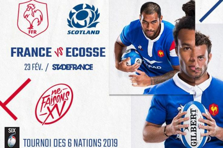 Tournoi Des Nations France Ecosse Au Stade De France Sortiraparis com