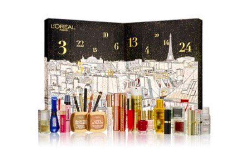 Le calendrier de l'Avent 2019 de L'Oréal Paris   Sortiraparis.com