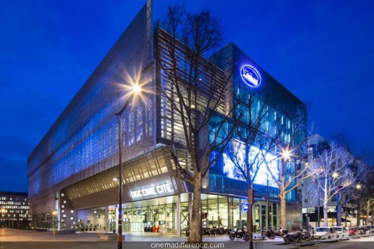 Le complexe cinéma UGC Ciné Cité Paris 10 - Sortiraparis.com