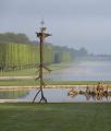 Penone au Château de Versailles, le foglie delle radici