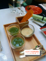 Dîners 100% green du Shangri-La Hotel Paris