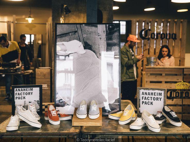 VANS Store Paris