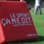 """Coca-Cola poursuit son programme """"Le Sport, ça me dit"""" pour la 3ème année consécutive."""