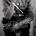 Pop-up Store Duke & Dude