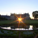 solstice d'été à Thoiry