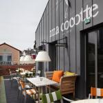 Ma Cocotte by Starck, la terrasse