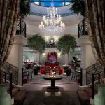 Réveillon du Nouvel An 2013-2014 à La Bauhinia, Shangri La Hôtel