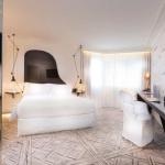 Les chambres de La Maison des Champs Elysées deviennent plus coutures...