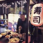 Ekõ Yatai : chariot ambulant de street food japonaise