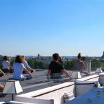 L'été 2015 sur les terrasses de Maison Blanche