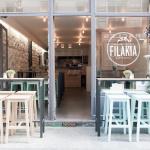 Filakia revisite le souvlaki à Montorgueil
