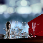 """Cocktail Party"" au bar du Bristol avec Baccarat"