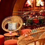 """Minuty lounge"" au Buddha-Bar Paris"