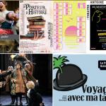 Les pièces de théâtre de juillet 2015