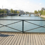 Pont des arts 2014