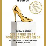 La semaine des femmes en or 2014