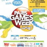 Paris Games Week enfants 2014