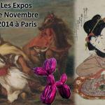 Expositions novembre 2014