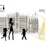 Illuminations de Noël 2014 du Faubourg St Honoré