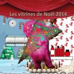 Vitrines de Noël 2014 à Paris