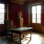 cabinet de travail de Balzac
