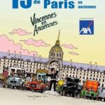 Traversée de Paris - hiver 2015