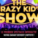 The crazy kid's show au théâtre le République