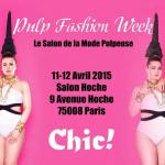 La Pulp'Fashion Week 2015 au salon Hoche