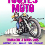 Toutes en Moto 2015 à Paris