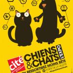 Chiens et chats à la Cité des Sciences