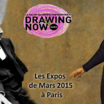 expositions de Mars 2015 à Paris
