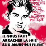 Printemps des poètes 2015 à Paris